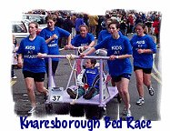link to Barry's Knaresborough Bedrace website